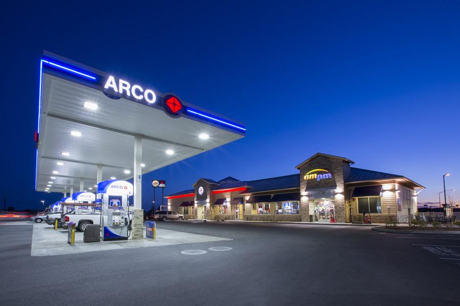 Arco Gas Station Near Me >> Gas Station
